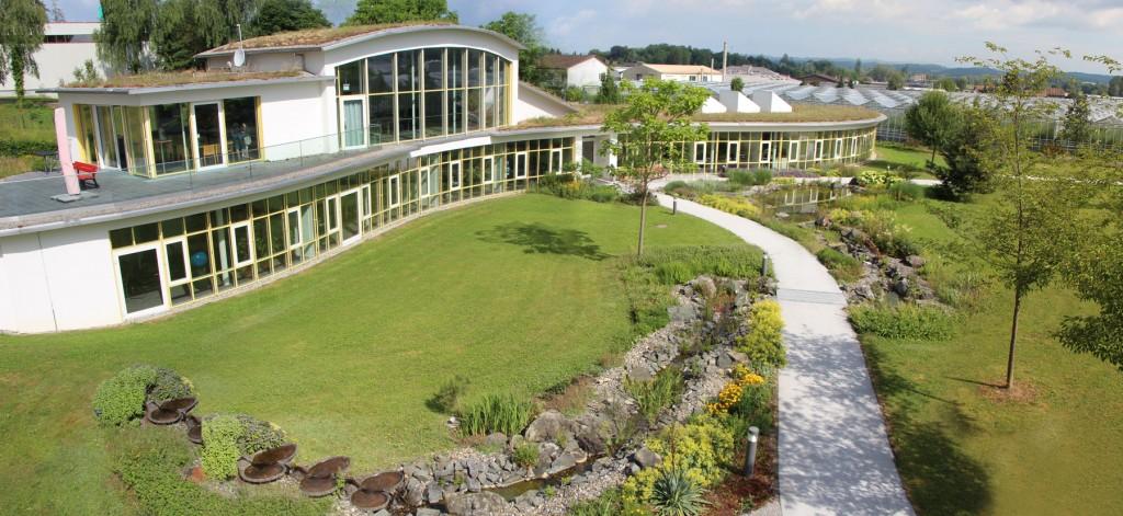 Jardin de plantes médicinales REGENA